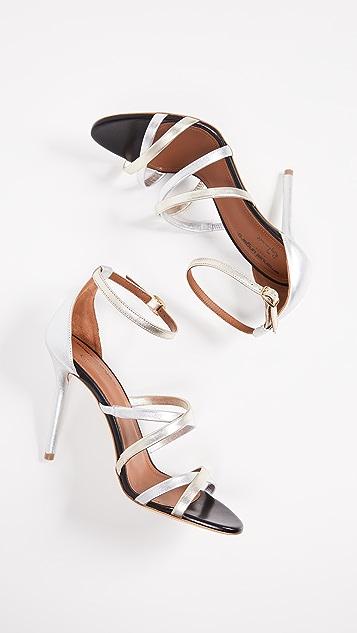 Malone Souliers Cindy 100 Emanuel Ungaro Sandals