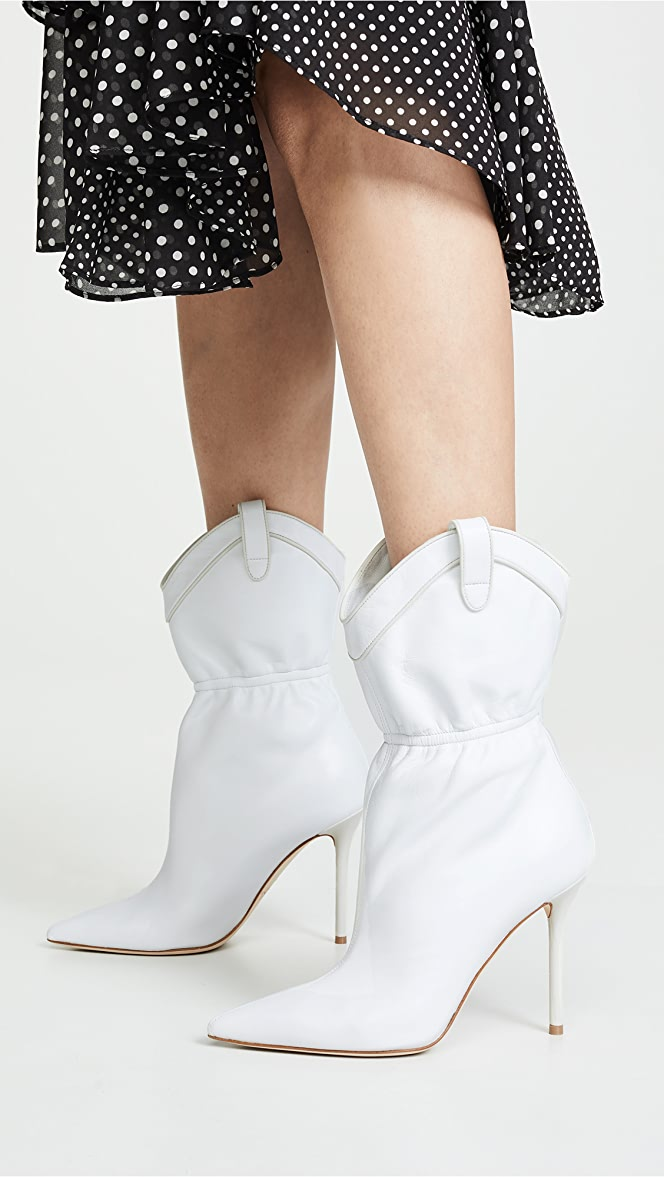Malone Souliers Daisy 100mm Boots | SHOPBOP