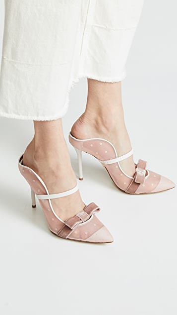 Malone Souliers Marguerite 100mm Mules