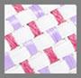 Fuchsia/Lilac/Mint