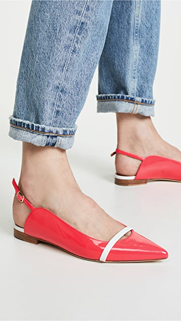 Malone Souliers Marion Flats