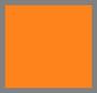 неоновый оранжевый/белый