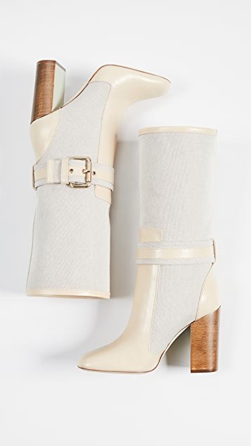 Malone Souliers x Roksanda Berenice 靴子