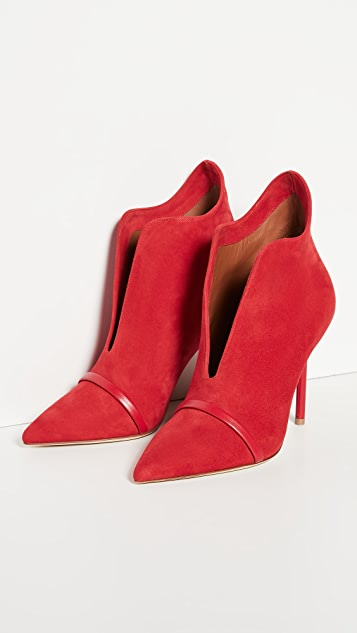 Malone Souliers Cora 100mm Booties