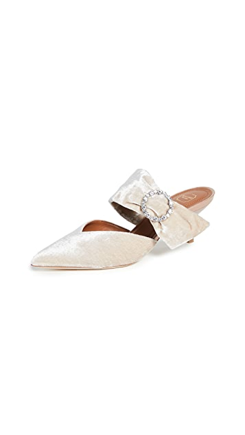 Malone Souliers Maite Crystal 45 Mules