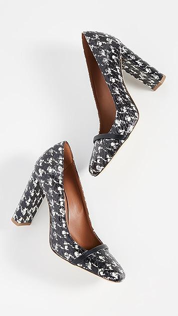 Malone Souliers Lorena MS 100 浅口鞋