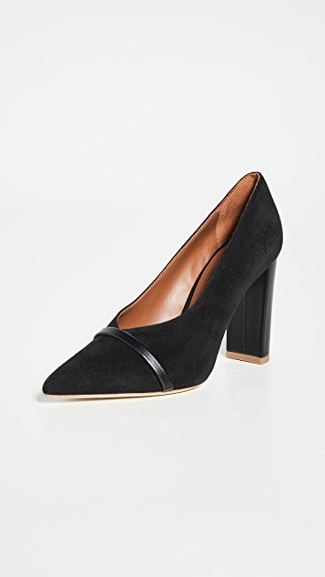 Malone Souliers 100mm Courtney Pumps