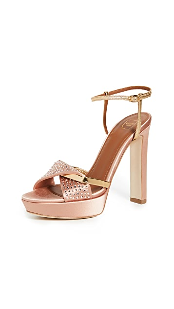 Malone Souliers Lauren Crystal MS 125 Sandals