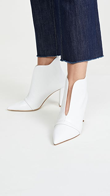 Malone Souliers Clara Booties 85mm
