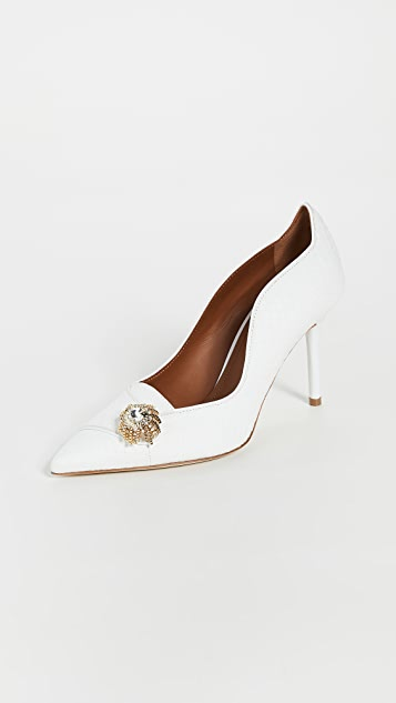 Malone Souliers 85mm Alessia Pumps