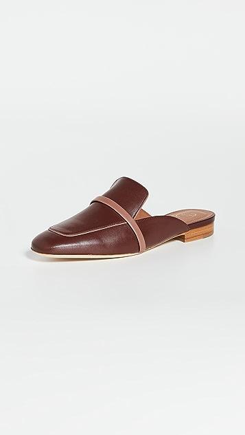 Malone Souliers Jada Flat Mules