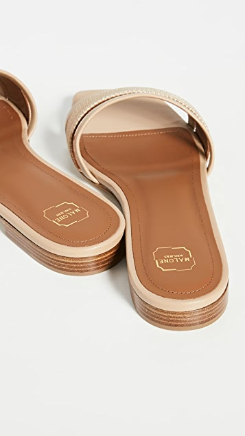 Malone Souliers Demi Slides