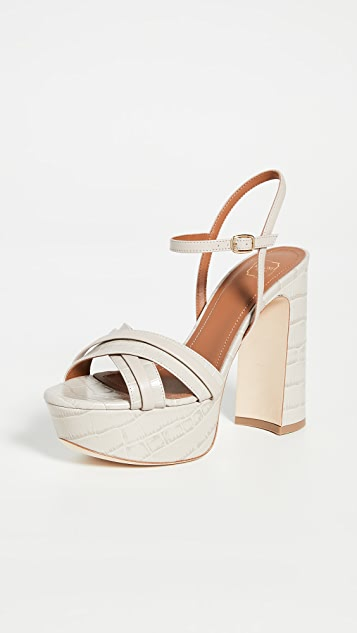 Malone Souliers Mila Sandals 125mm