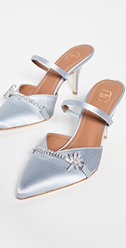Malone Souliers - 70mm Lila Pumps