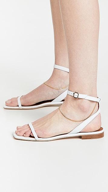Malone Souliers Elin Sandals