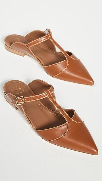 Malone Souliers Imogen 平底鞋