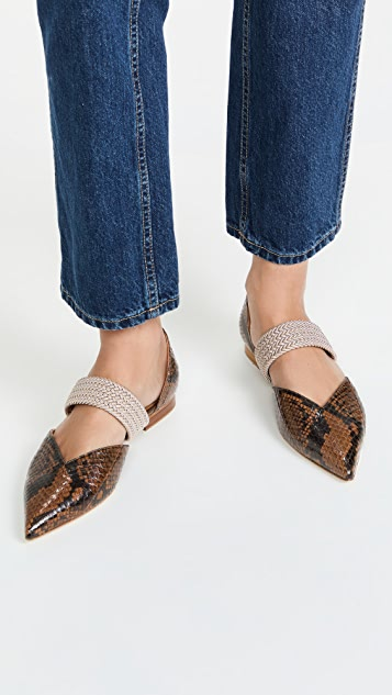 Malone Souliers Maisie 13 Flats