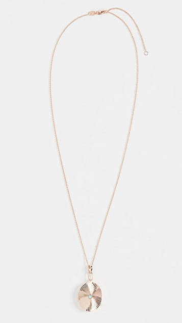 My Story 14k The Farrah Locket Necklace
