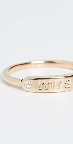 My Story - 14k The Twiggy Ring - Mrs
