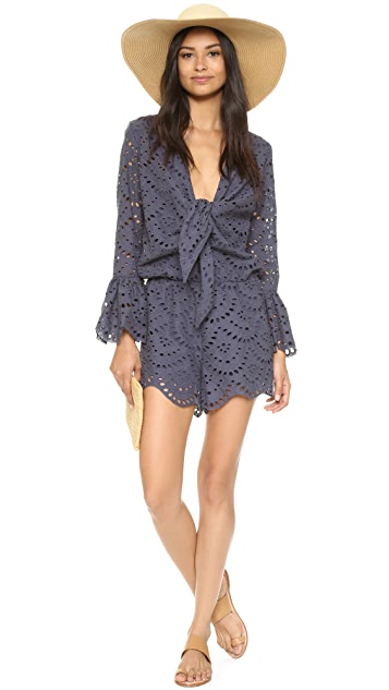 Ministry of Style Wilderness Romper