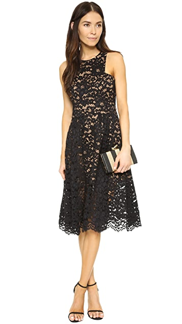 Ministry of Style Embrace Floaty Midi Dress