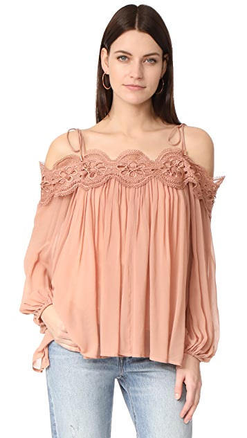 Ministry of Style Shells Top
