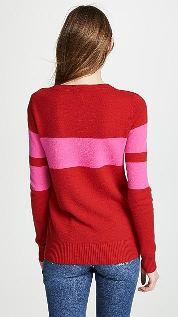 Madeleine Thompson Carson Cashmere Sweater