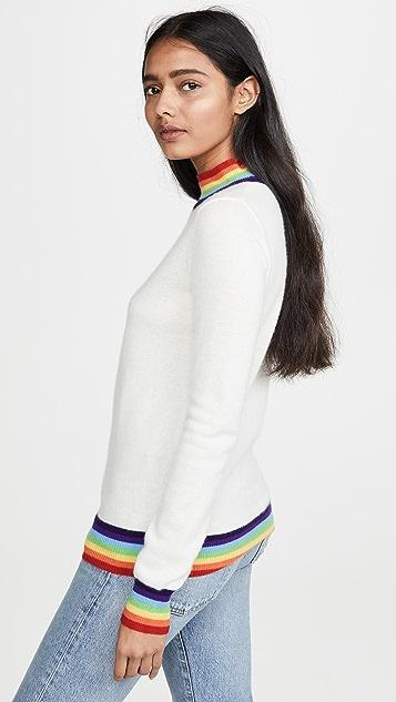 Madeleine Thompson Bo Peep 开司米羊绒毛衣