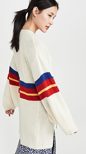 Madeleine Thompson Bismarck Sweater