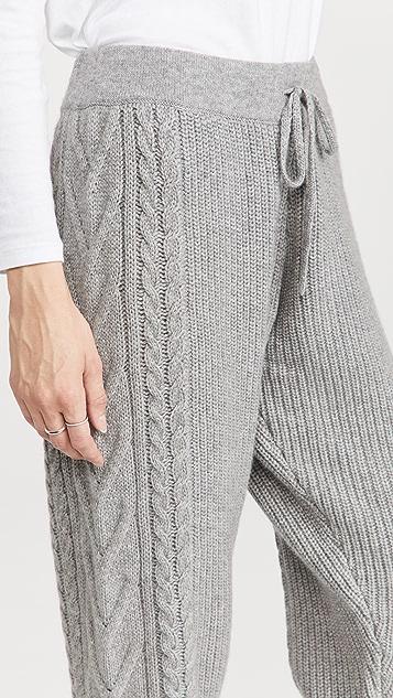 Madeleine Thompson Saas Grund 长裤