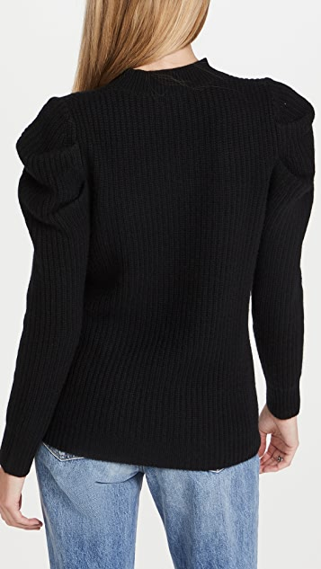 Madeleine Thompson St Moritz Wool Sweater