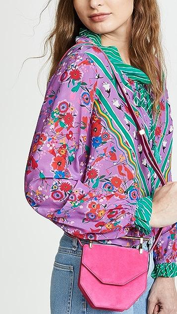 M2MALLETIER Mini Amor Fati Cross Body Bag