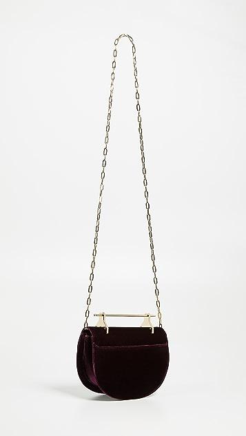 M2MALLETIER Mini Half Moon Bag