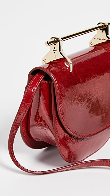 M2MALLETIER Mini Half Moon Bag