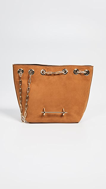 M2MALLETIER Миниатюрная сумка-ведро