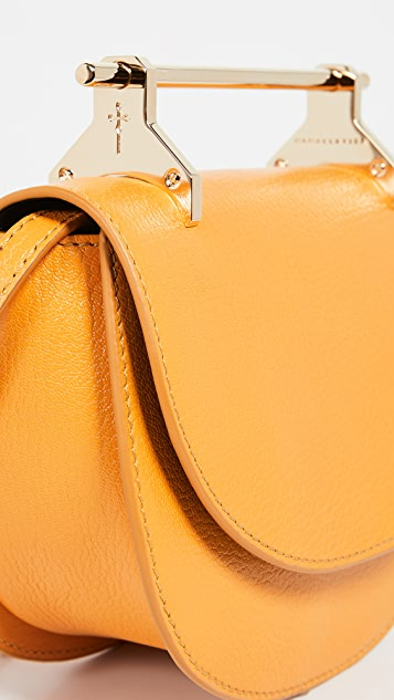 M2MALLETIER Миниатюрная сумка Halfmoon