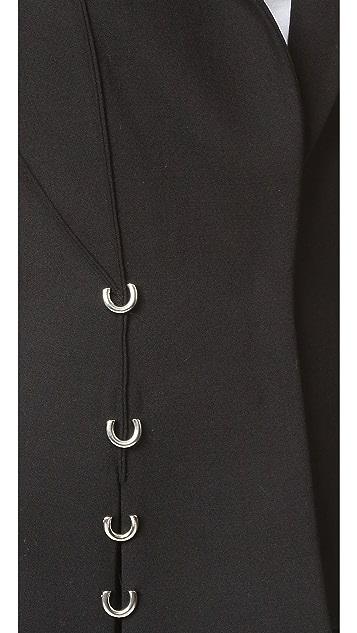 Mugler Wool Jacket