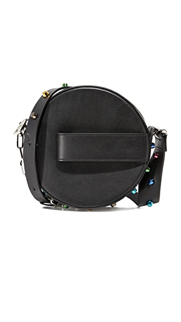 Mugler Swahili Small Messenger Bag