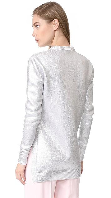 Mugler Long Sleeve Sweater
