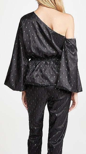 MUNTHE Lentil 女式衬衫