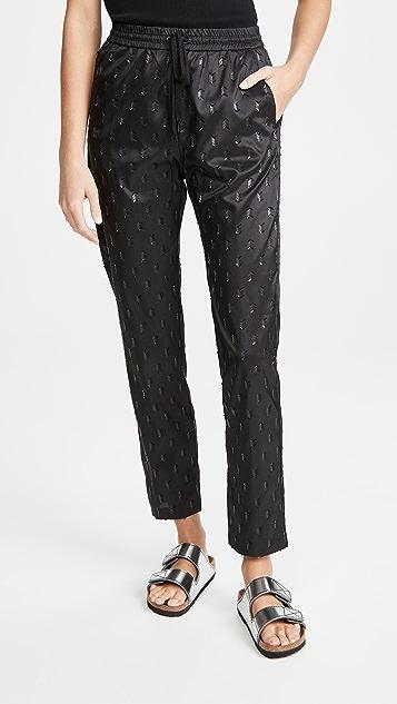 MUNTHE Lulu 长裤