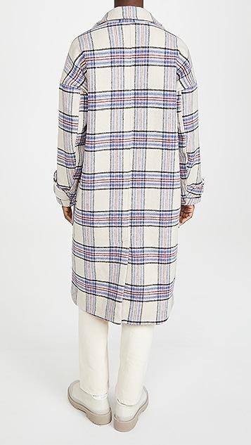 MUNTHE Lin Coat