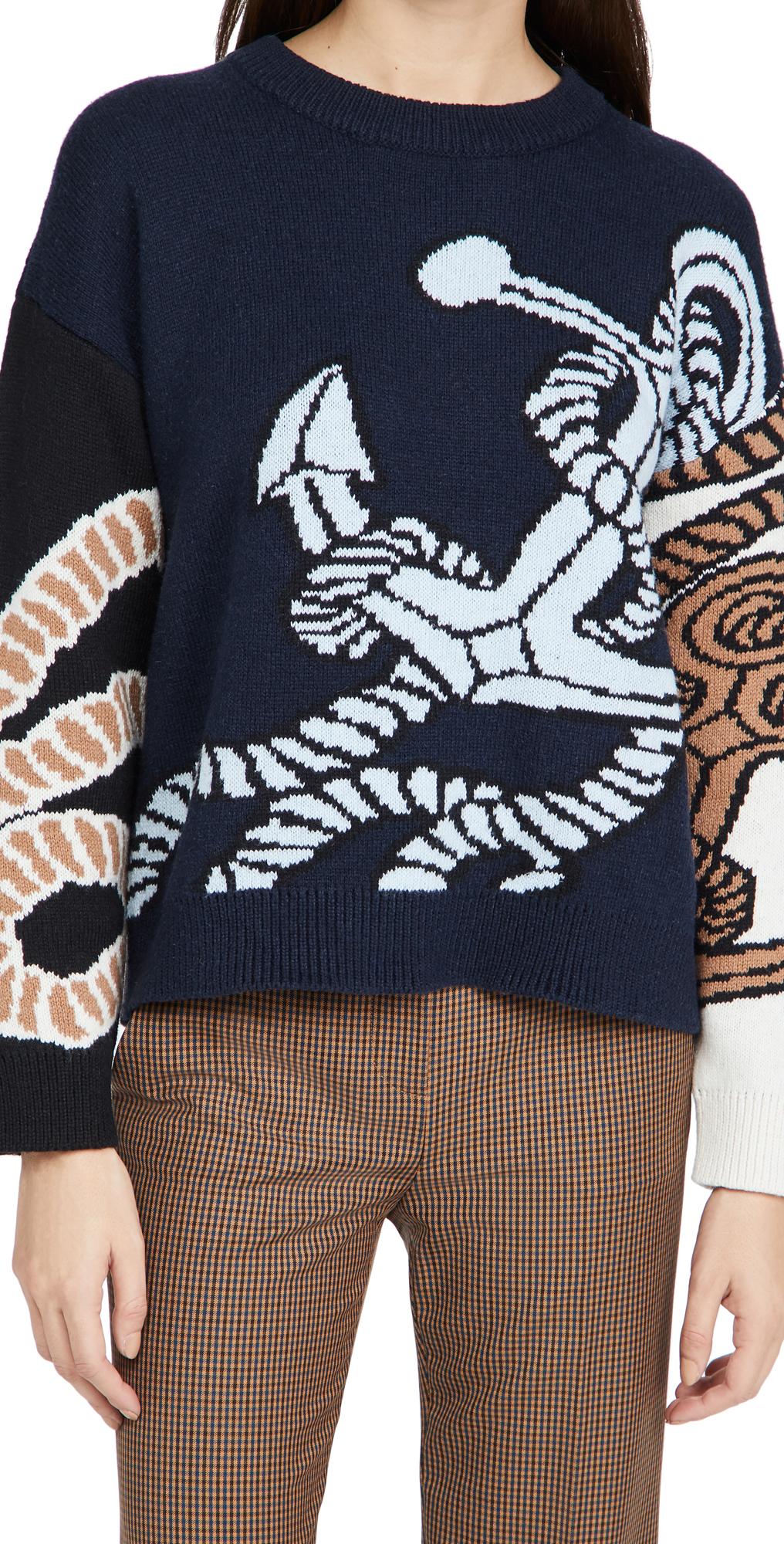 MUNTHE Talbert Pullover Sweater