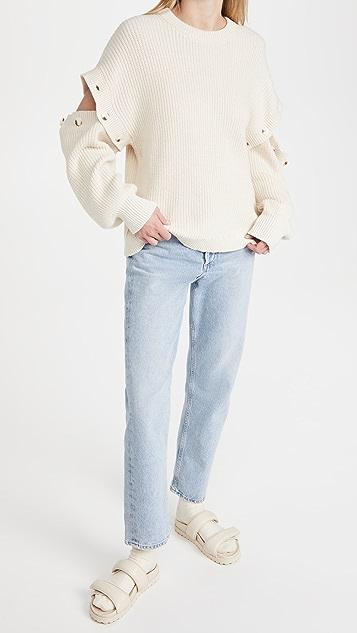 MUNTHE Pecan Sweater