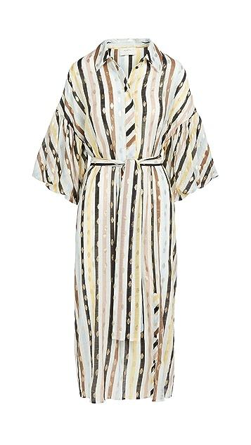 MUNTHE Palmetto 连衣裙