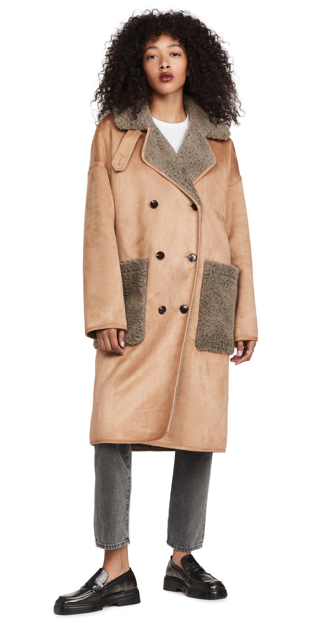 Rylee Reversible Coat