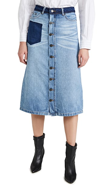 MUNTHE Rally Skirt
