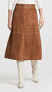 MUNTHE Roux Skirt