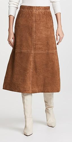 MUNTHE - Roux 半身裙