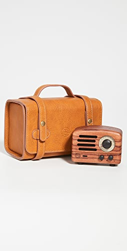 Muzen Audio - OTR Wood Bluetooth Speaker & Radio